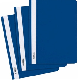 Herlitz Flat File 11256625 Blue