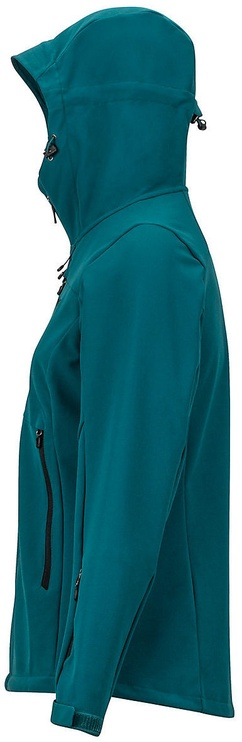 Marmot Womens Moblis Jacket Deep Teal/Black L