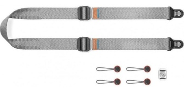 Peak Design Slide Lite Camera Strap Ash Grey