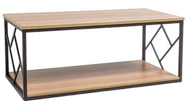 Kafijas galdiņš Signal Meble Tablo Oak, 1110x510x450 mm