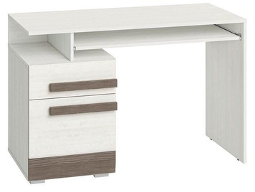 ML Meble Writing Table Blanco 11 Gray