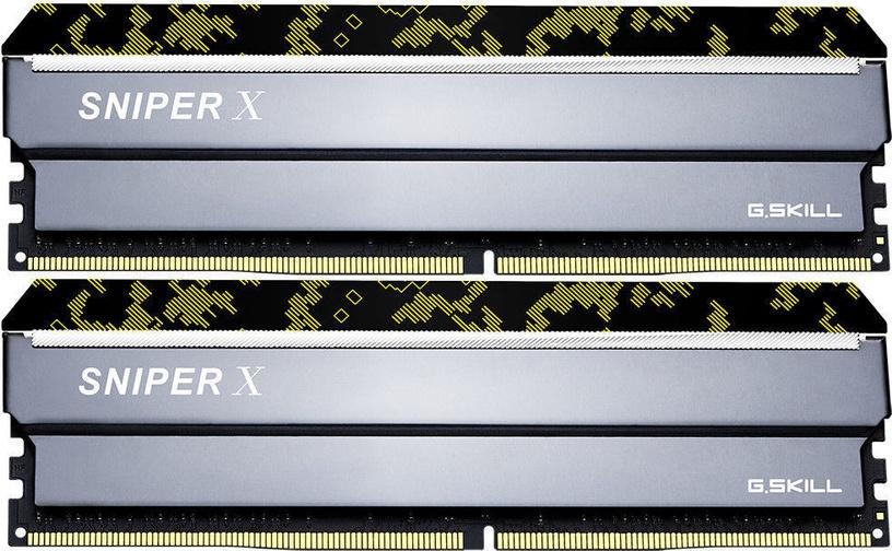Operatīvā atmiņa (RAM) G.SKILL Sniper X Digital Camo F4-3600C19D-16GSXKB DDR4 16 GB CL19 3600 MHz