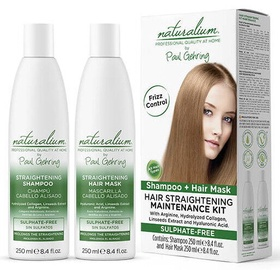 Naturalium Paul Gehring Straightening 2pcs Set 500ml