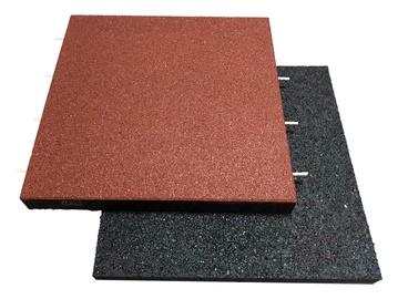 Lisa 4IQ Rubber Mat, 50 cm x 50 cm