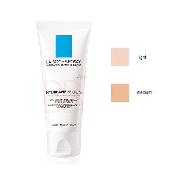 La Roche Posay Hydreane BB Cream SPF20 40ml Light