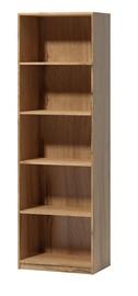 WIPMEB Tatris 10 Bookcase Wotan Oak