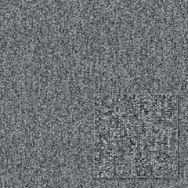 Tapetas fliz pagrindu 384558 juodas mažos juostos (12)