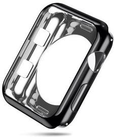 Futrālis Dux Ducis Premium Silicone Case For Apple Watch 2/3 38mm Black