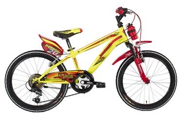 "Paauglių dviratis Lombardo Brera 6V, 20"""