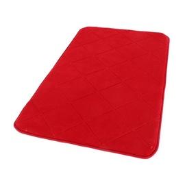 Vonios kilimėlis Domoletti ma3456g, raudonas, 50 x 80 cm