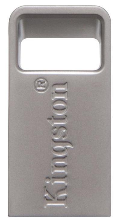 Kingston 128GB DataTraveler Micro Memory Stick USB 3.1 Silver