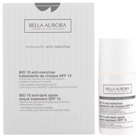 Сыворотка для лица Bella Aurora Bio10 Anti Dark Spots Shock Treatment SPF15, 30 мл