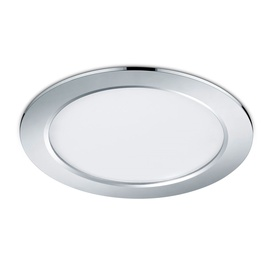 Trio Pindos 650910106 Ceiling Lamp 18W LED IP44 Chrome