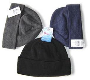 Kepurė Knitas 350, dviguba, dydis 52 - 56