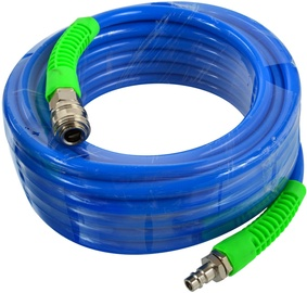 Geko Compressor Hose PU 12x8mm 10m Blue