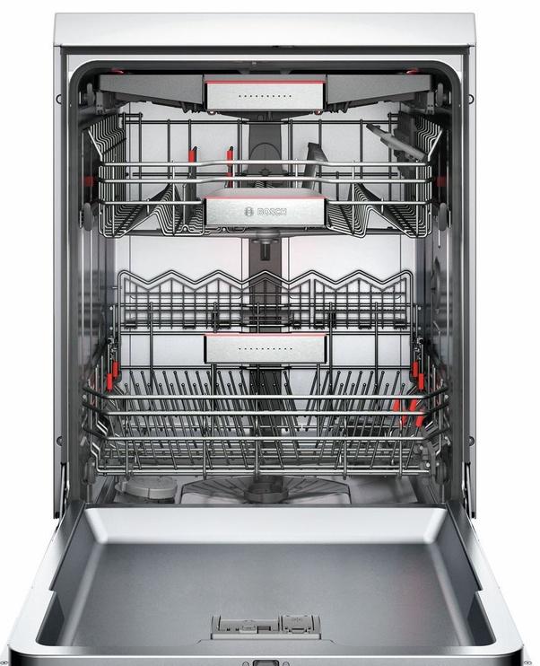 Trauku mazgājamā mašīna Bosch Serie 6 SMS68UI02E