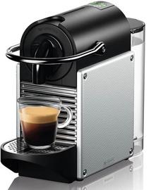 Delonghi Nespresso Pixie EN124S Black/Silver