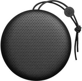 Belaidė kolonėlė Bang & Olufsen BeoPlay Speakers A1 Black