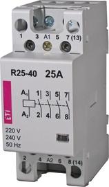 KONTAKTOR ETI R 25-40 25A 4P 230V