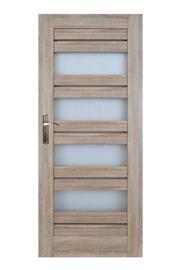 Vidaus durų varčia Everhouse Etna, alksnio, kairinė, 203.5x84.4 cm