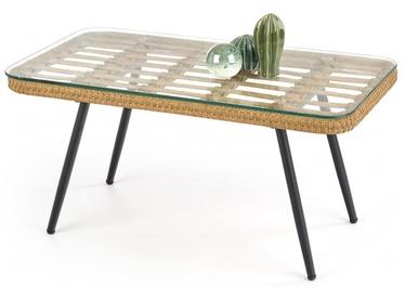 Kavos staliukas Halmar Gardena Natural, 900x500x430 mm