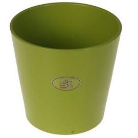 Soendgen Keramik Dallas Esprit Flower Pot Green 14cm