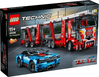 Конструктор Lego Technic Car Transporter 42098