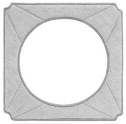 Ткань Ecovacs W-CC02-2043, 2 шт.