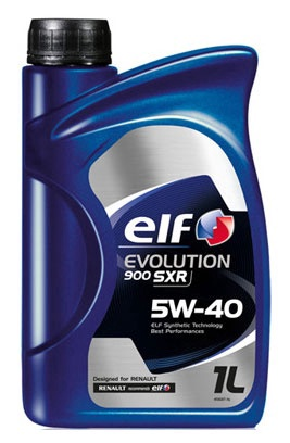 Машинное масло Elf Evolution 900 SXR 5W/40 Engine Oil 1l