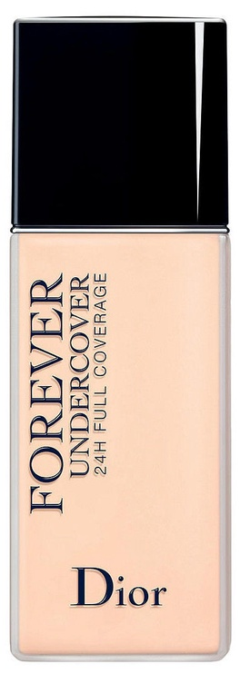 Christian Dior Diorskin Forever Undercover Coverage Fluid Foundation 40ml 010