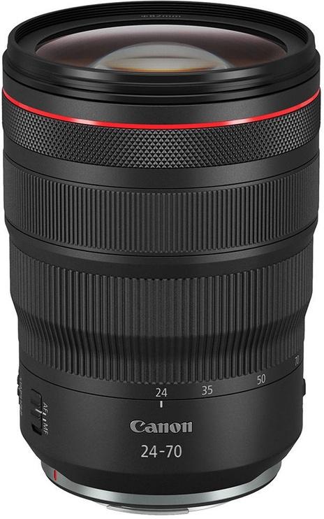 Objektiiv Canon RF 24-70mm f/2.8L IS USM, 900 g