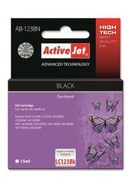 Rašalinio spausdintuvo kasetė ActiveJet Cartridge AB-123BN 15ml Black