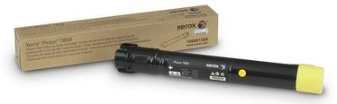 Xerox Phaser 7800 Original Toner Cartridge Yellow 106R01568