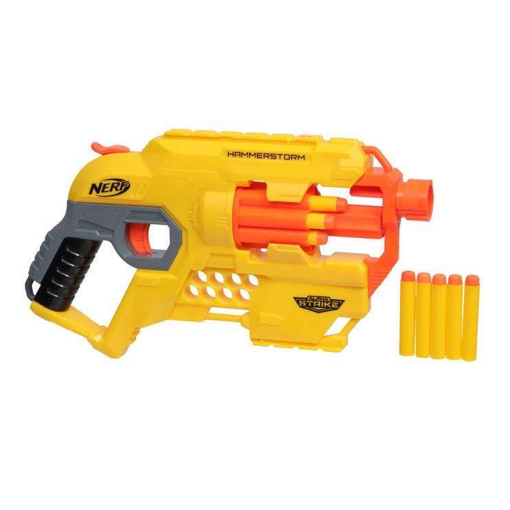 Rotaļlietu ierocis Hasbro Nerf Alpha Strike Hammerstorm