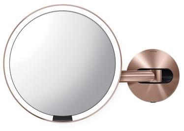 Peegel Simplehuman ST3021, valgustusega, riputatav, 35x23 cm