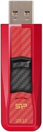 Silicon Power 8GB Blaze B50 USB 3.0 Red