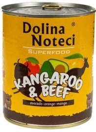 Dolina Noteci Superfood Kangaroo & Beef 800g