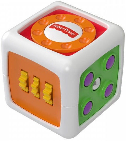 Fisher Price My First Fidget Cube FWP34