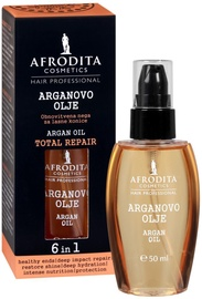 Afrodita Hair Proffesional Hair Argan Oil Total Repair 50ml