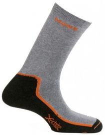 Носки Mund Socks Timanfaya Grey, L, 1 шт.
