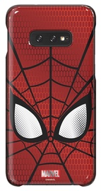 Чехол Samsung Galaxy S10e Spider Man, красный