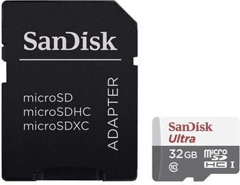 Mälukaart SanDisk Ultra Light microSDHC UHS-I Class 10 32GB + SD Adapter