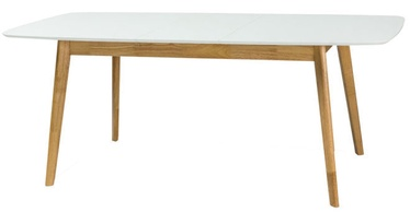 Signal Meble Table Felicio II White/Oak 150x90cm