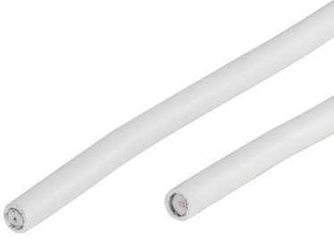 Vivanco Coaxial Cable Promostick White 20m 19417
