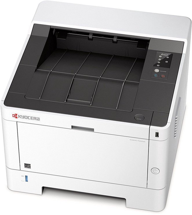 Лазерный принтер Kyocera ECOSYS P2235dn