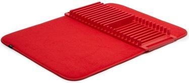 Сушилка для посуды Umbra Udry Dishrack Mat Red