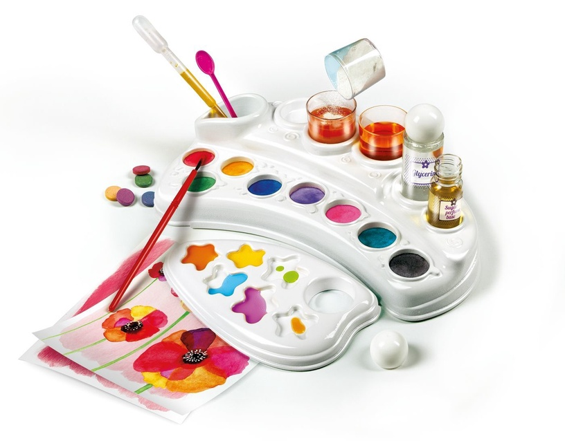 Clementoni Crea Idea Scented Watercolor Laboratory 15289