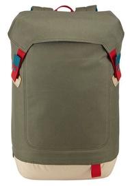 """Case Logic Larimer Backpack 15.6"""" Green"""