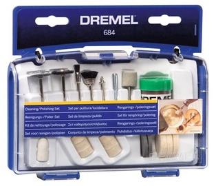 Poliravimo įrankių komplektas Dremel 684