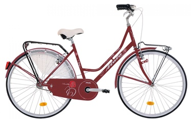 "Atala Picadilly 26"" Dark Red"